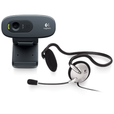 Logitech HD Webcam C270h